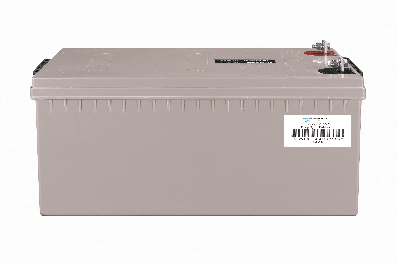 1 Stk 12V/220AH Gel Deep cycle Batterie PVBB0220--