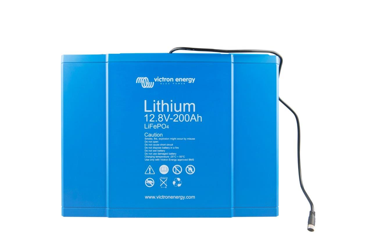 1 Stk Batterie LiFEPO4 200Ah PVBB1200--