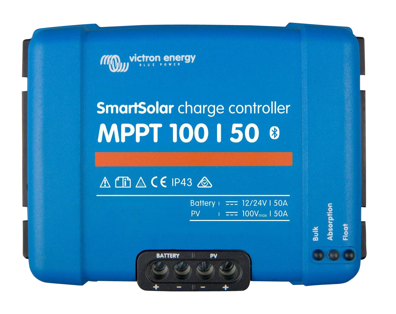 1 Stk Smartsolar Laderegler MPPT 100/50-50A (12/24V) PVBC10050S