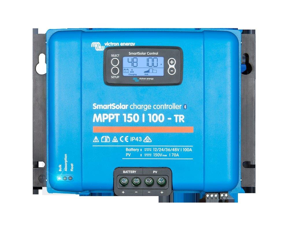 1 Stk SmartSolar MPPT 150/100-Tr PVBC24100-