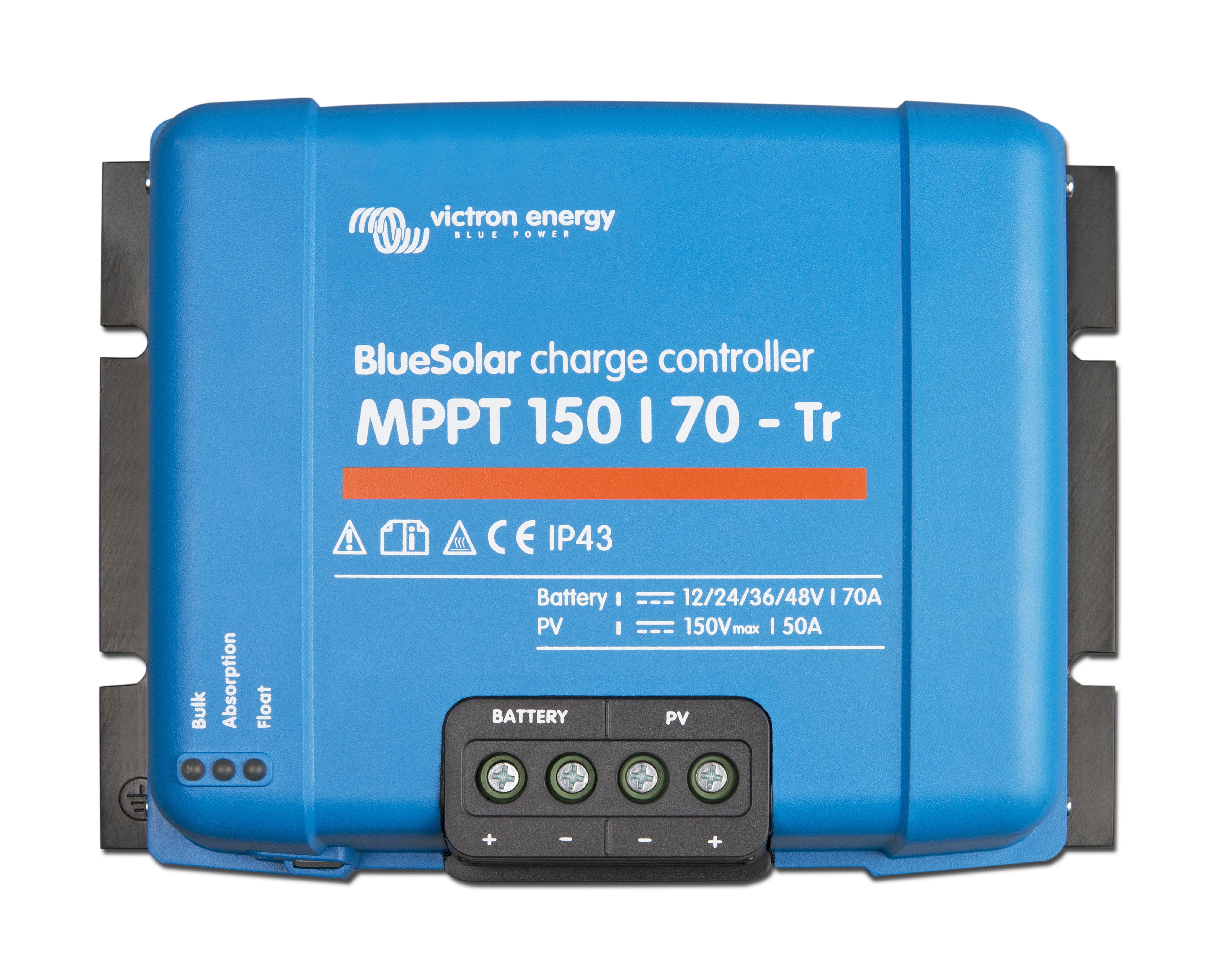 1 Stk Laderegler MPPT 150/70-Tr PVBC2470--