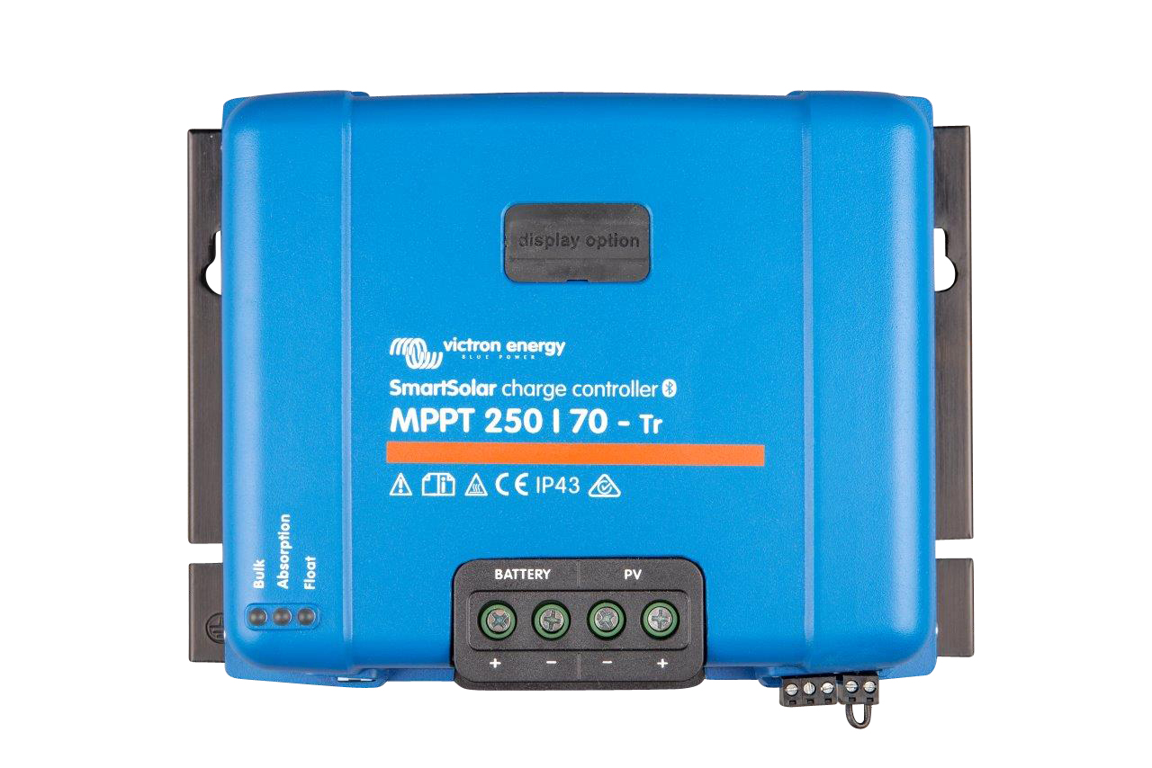 1 Stk Smartsolar Laderegler MPPT 250/70-70A (12/24/48V) PVBC25070S