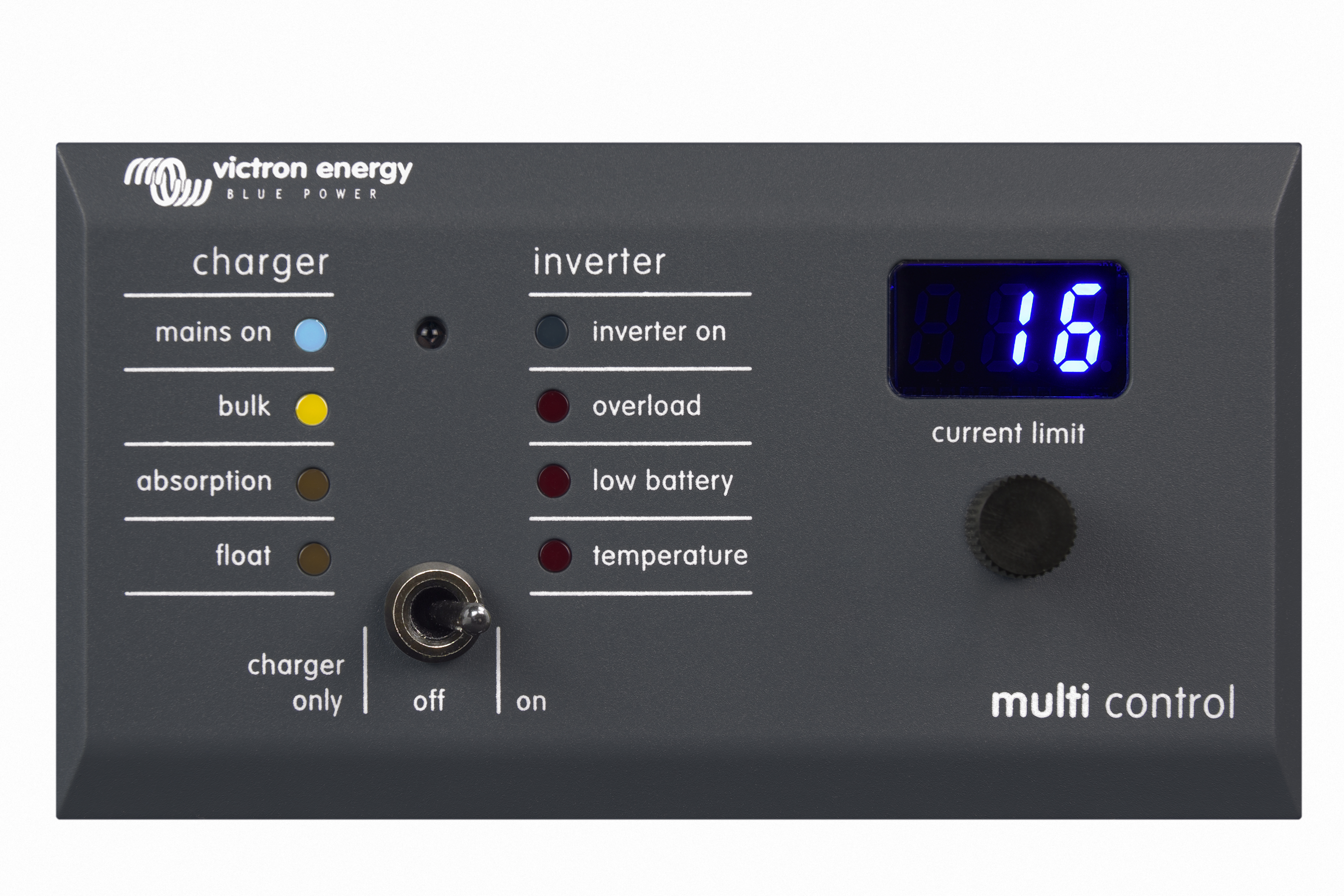 1 Stk Digital Multi Control 200/200A für MultiPlus und Quattro PVBE0010--