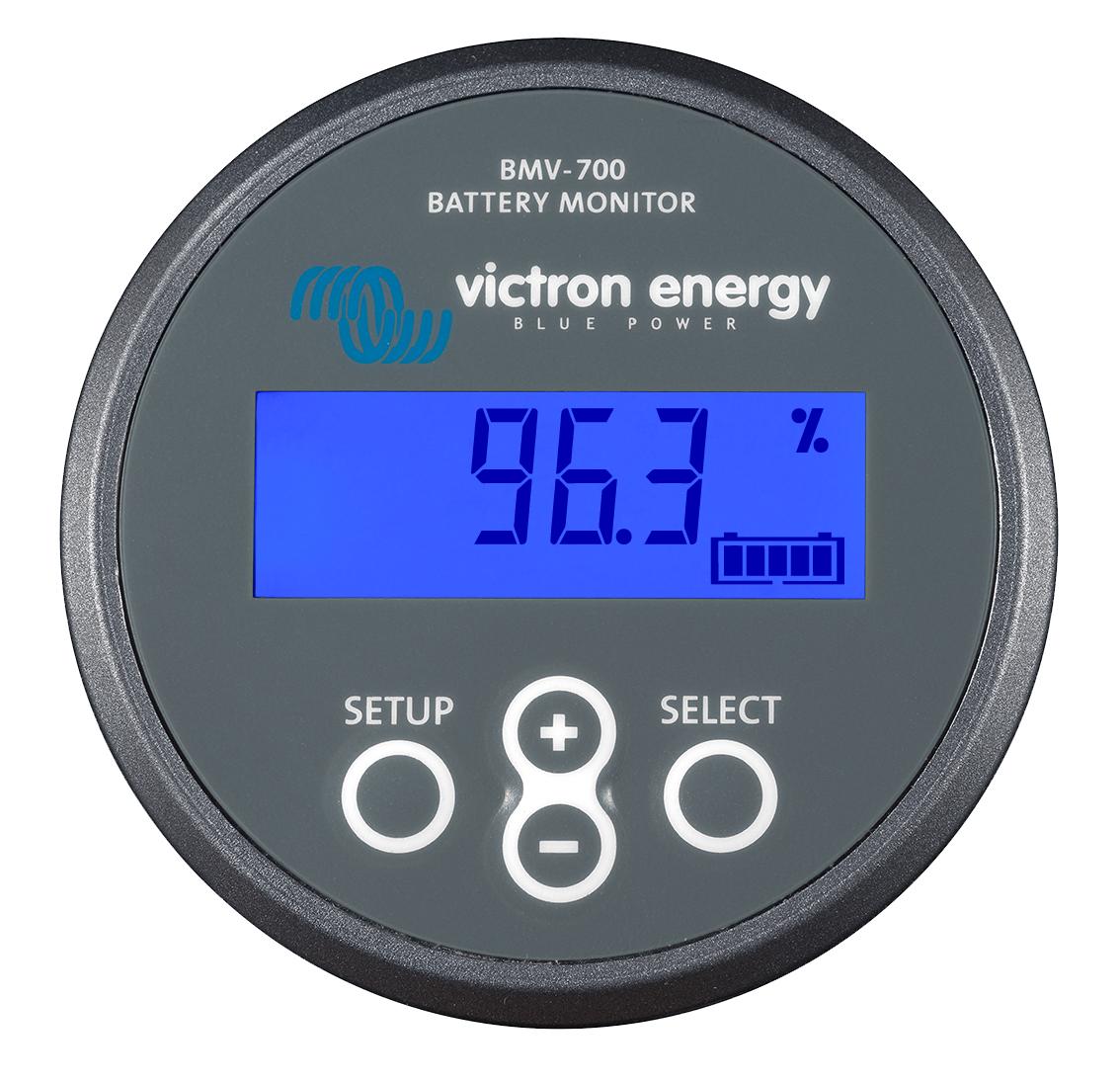 1 Stk BMV700 Präzisions Batterie Monitor inkl 500A Shunt PVBE0040--