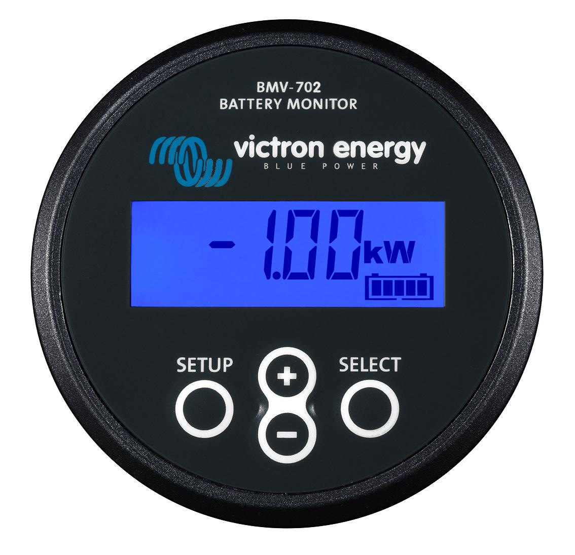 1 Stk Batterie Monitor BMV-702 9-90 VDc PVBE0041--