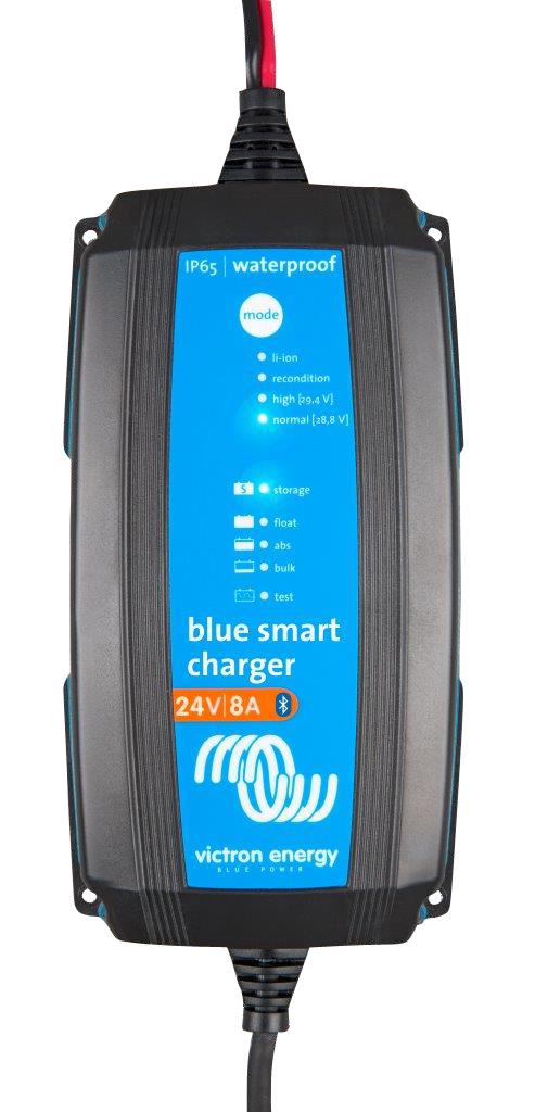 1 Stk Blue Smart IP65 Lader 24/8 + DC Anschluss PVBL2408--
