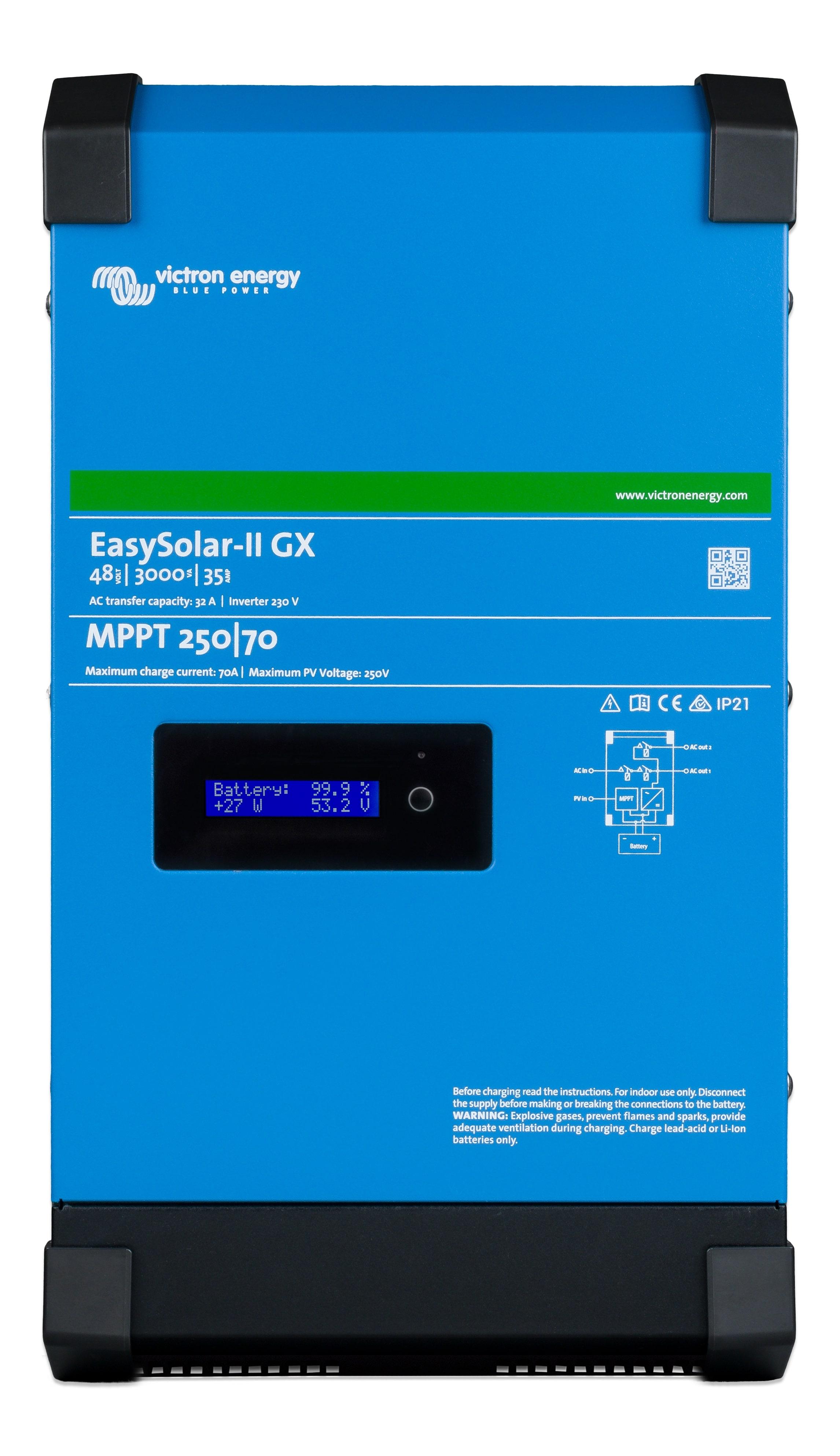 1 Stk EasySolar48/3000/35 MPPT150/70 PVBS3048--