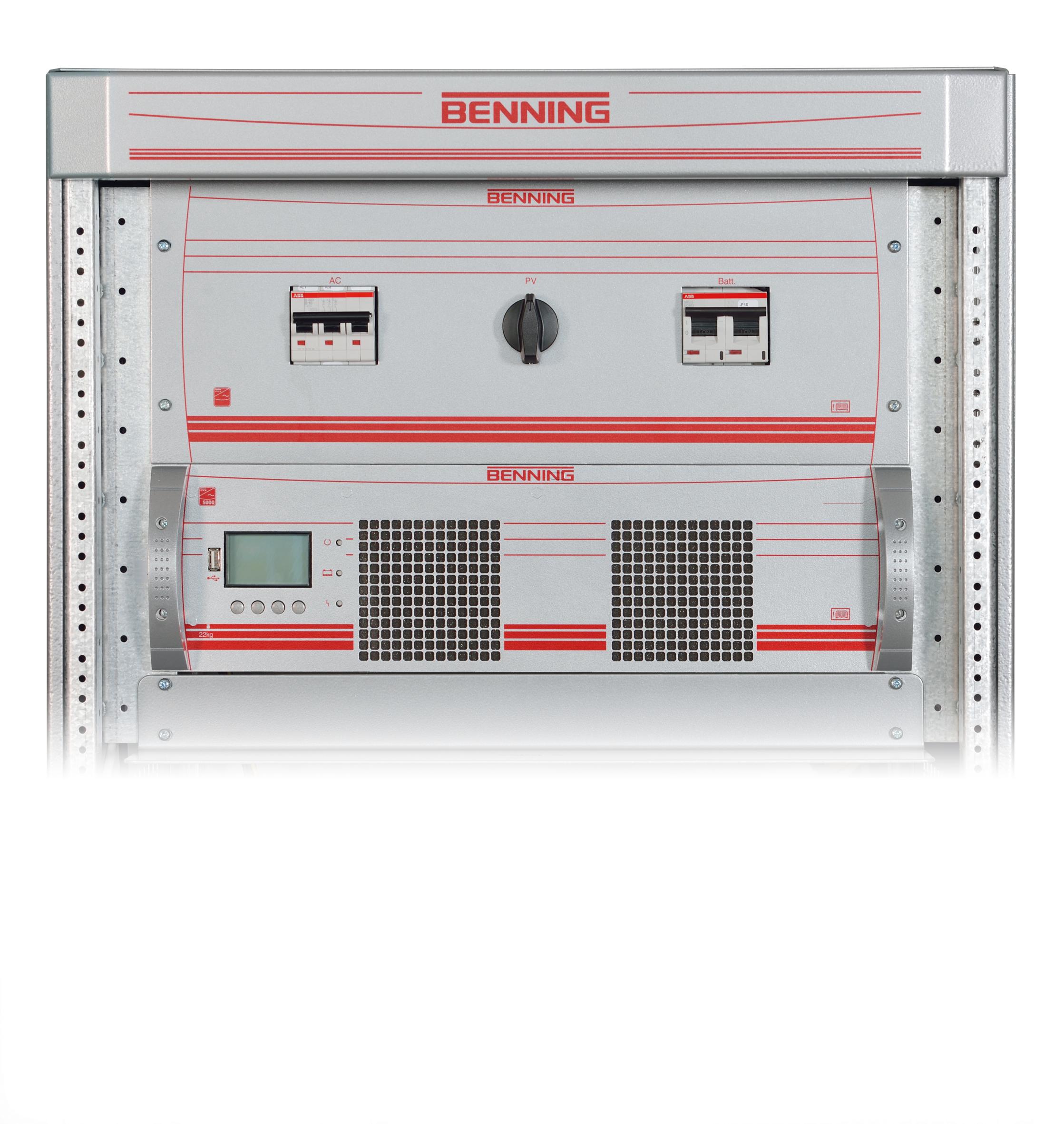 1 Stk Wechselrichter EPM 6.3-PV 6 kW PVES0014--