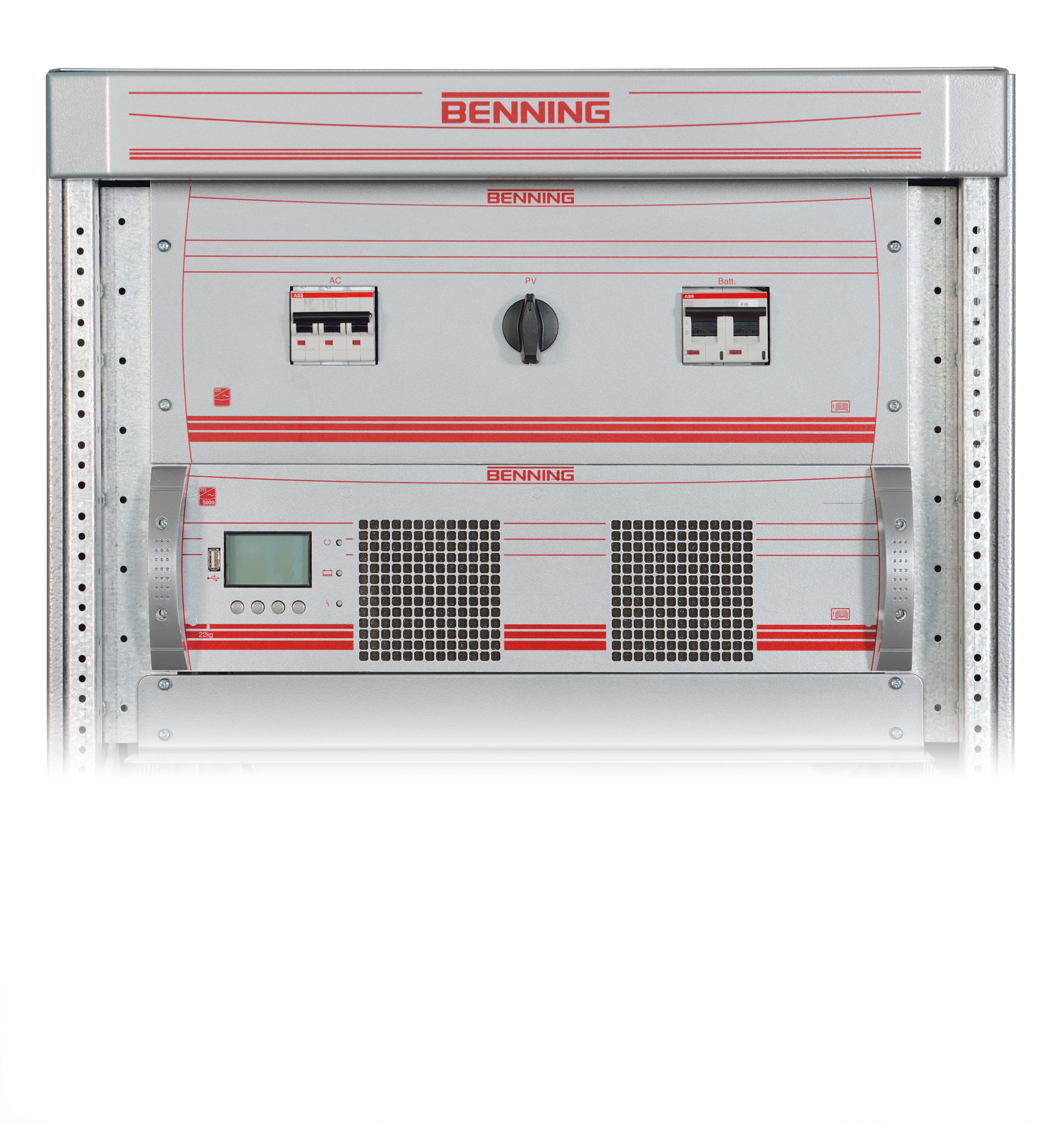 1 Stk Wechselrichter EPM 7.3-PV 7 kW PVES0015--