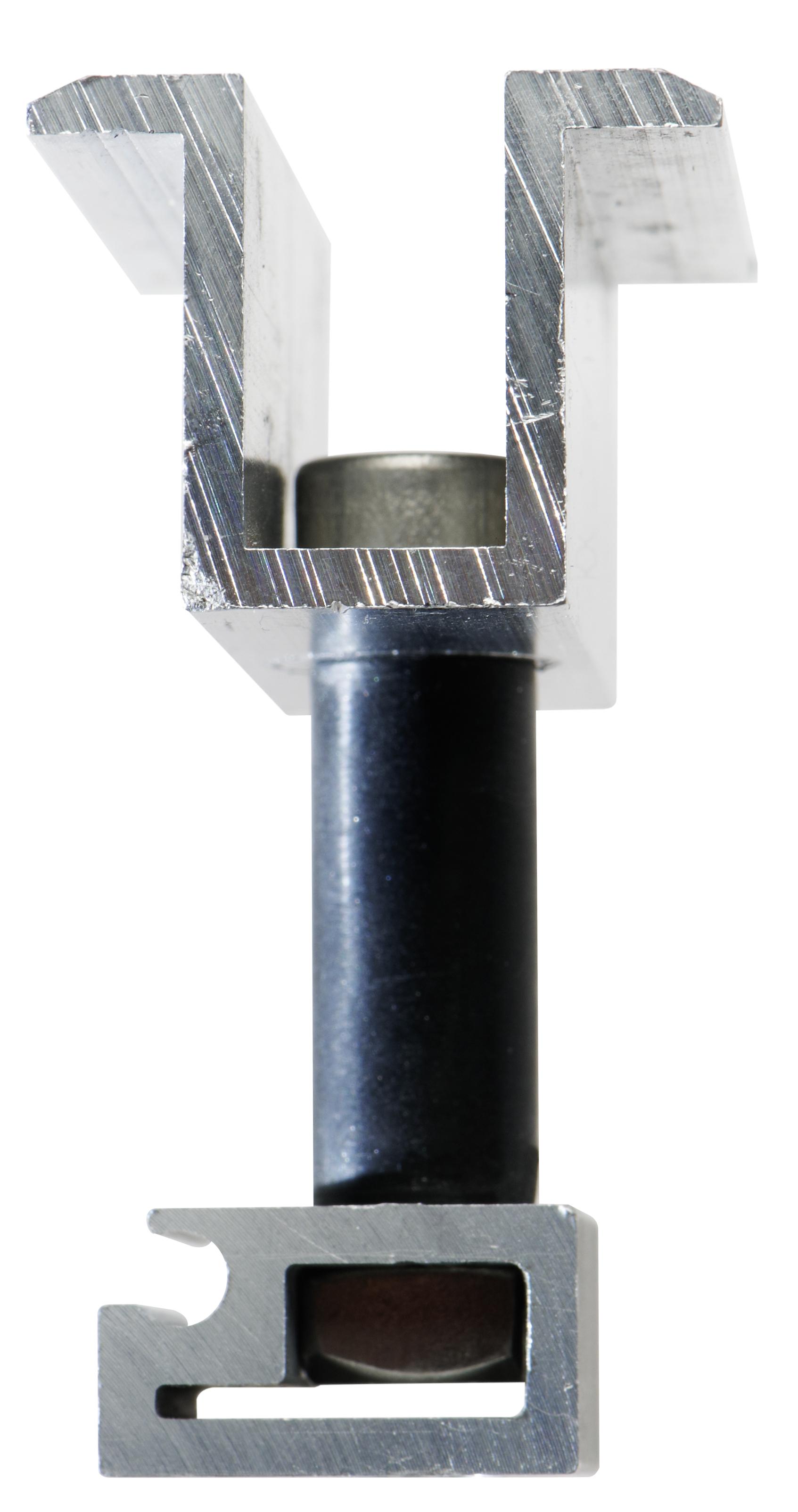 1 Stk Modulmittelklemme TS3 35-50mm PVF21240--