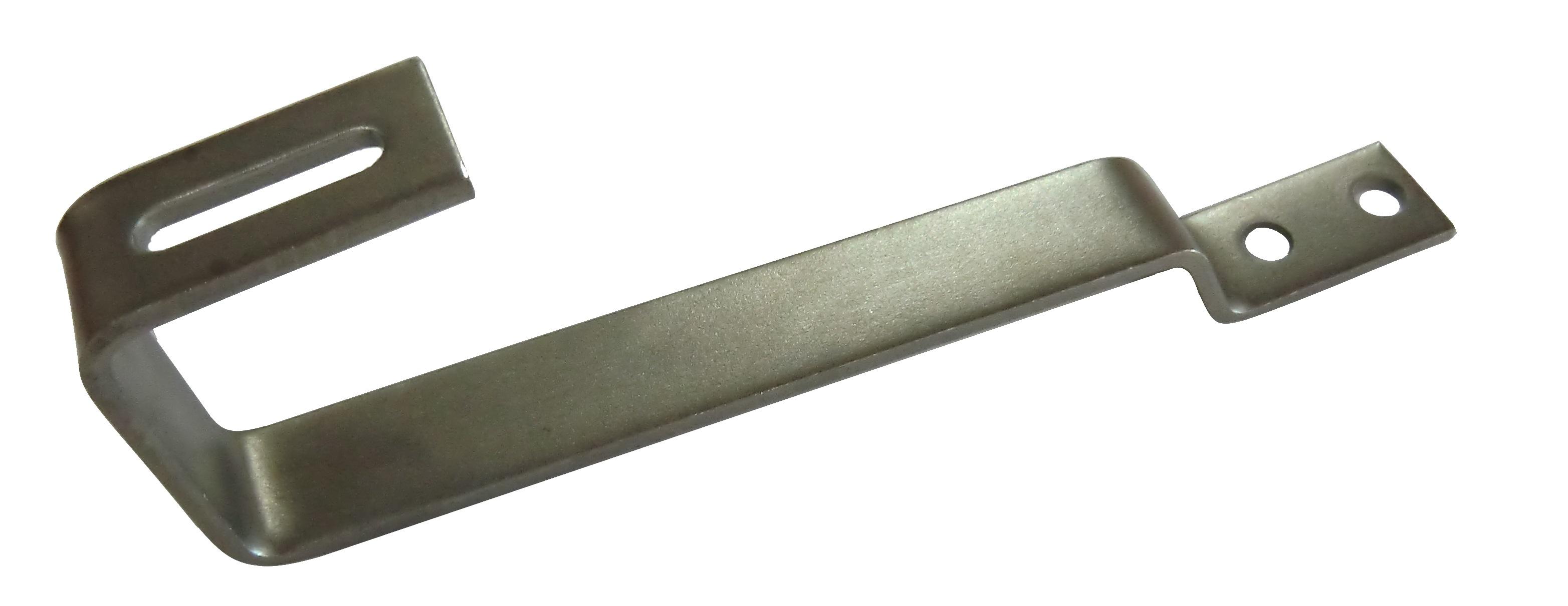 1 Stk Dachhaken Biberschwanz 5x30mm Mat. 1.4016 PVF31050--