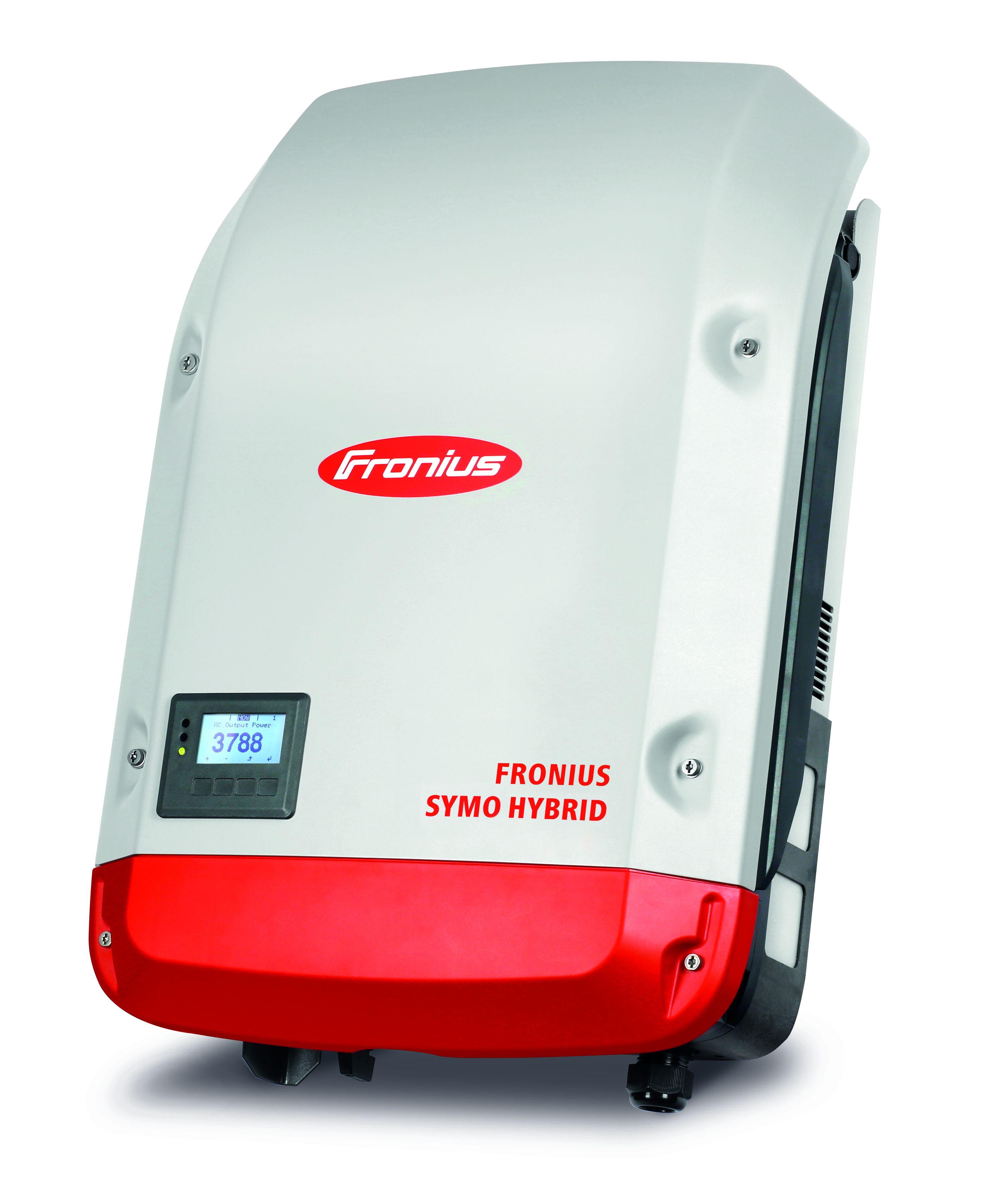 1 Stk Fronius Symo Hybrid 5.0-3-S WLAN/LAN/Webserver PVH10500--
