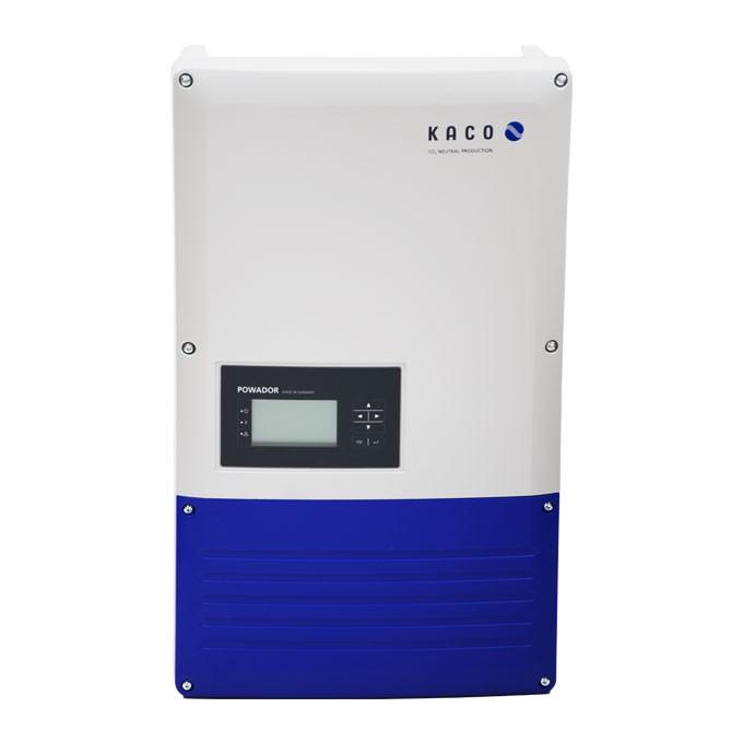 1 Stk Kaco Powador 14.0 TL3 12500VA 3ph IP65 2 MPP-Tracker  PVI50120--