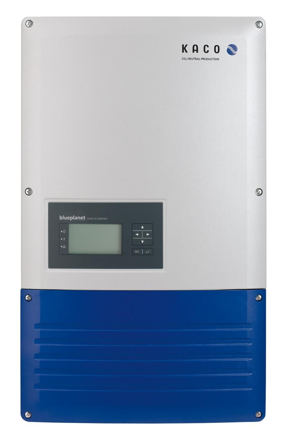 1 Stk Kaco blueplanet 20.0 TL3 3ph IP65 2 MPP-Tracker  PVI50200--