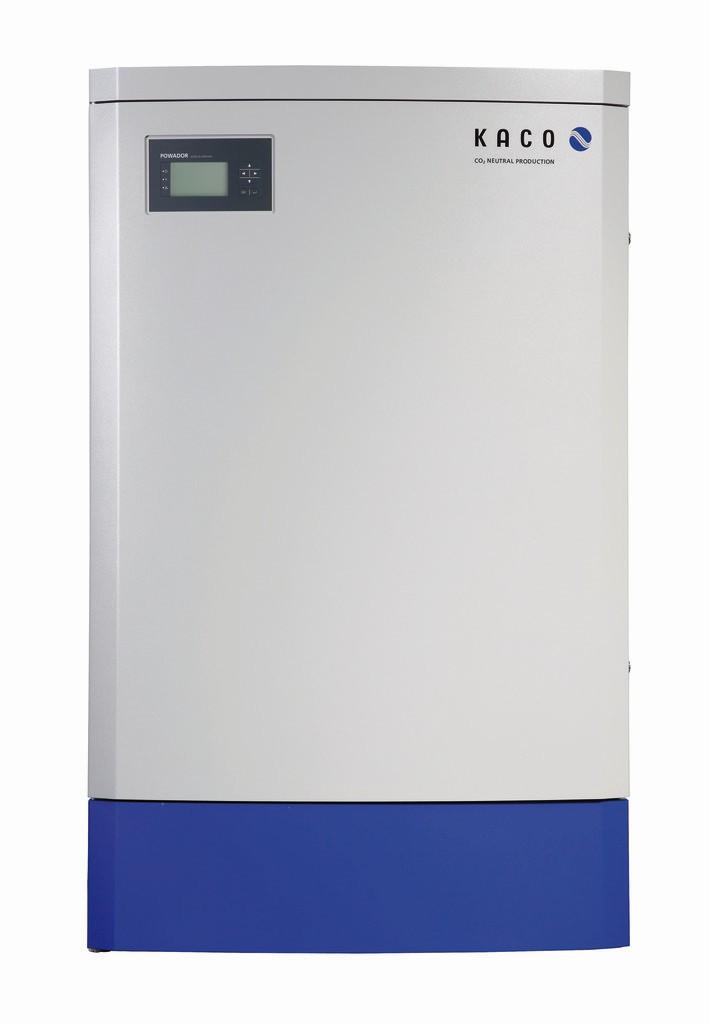 1 Stk Kaco Powador 60.0 TL3 49900VA 3ph IP54 3 MPP-Tracker  PVI50500--