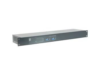 1 Stk Switch 16xRJ45 10/100 (PoE), 19, Netzteil extern, 380W QL1601W380