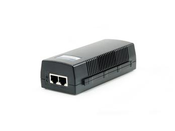 1 Stk PoE Injektor (802.3af), Gigabit, Netzteil intern, 15,4W QLPOI3004-
