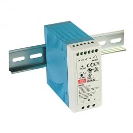 1 Stk Industrielle Stromversorgung, 48VDC, 40W, Hutschiene QLPOW4810-
