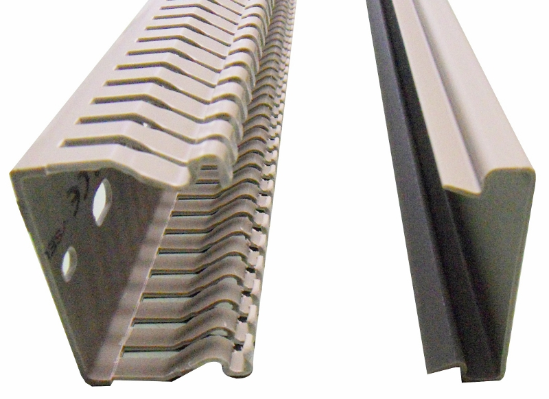 1 m Verdrahtungskanal Type BE 75x50mm (BxH), RAL 7030 RH727172--