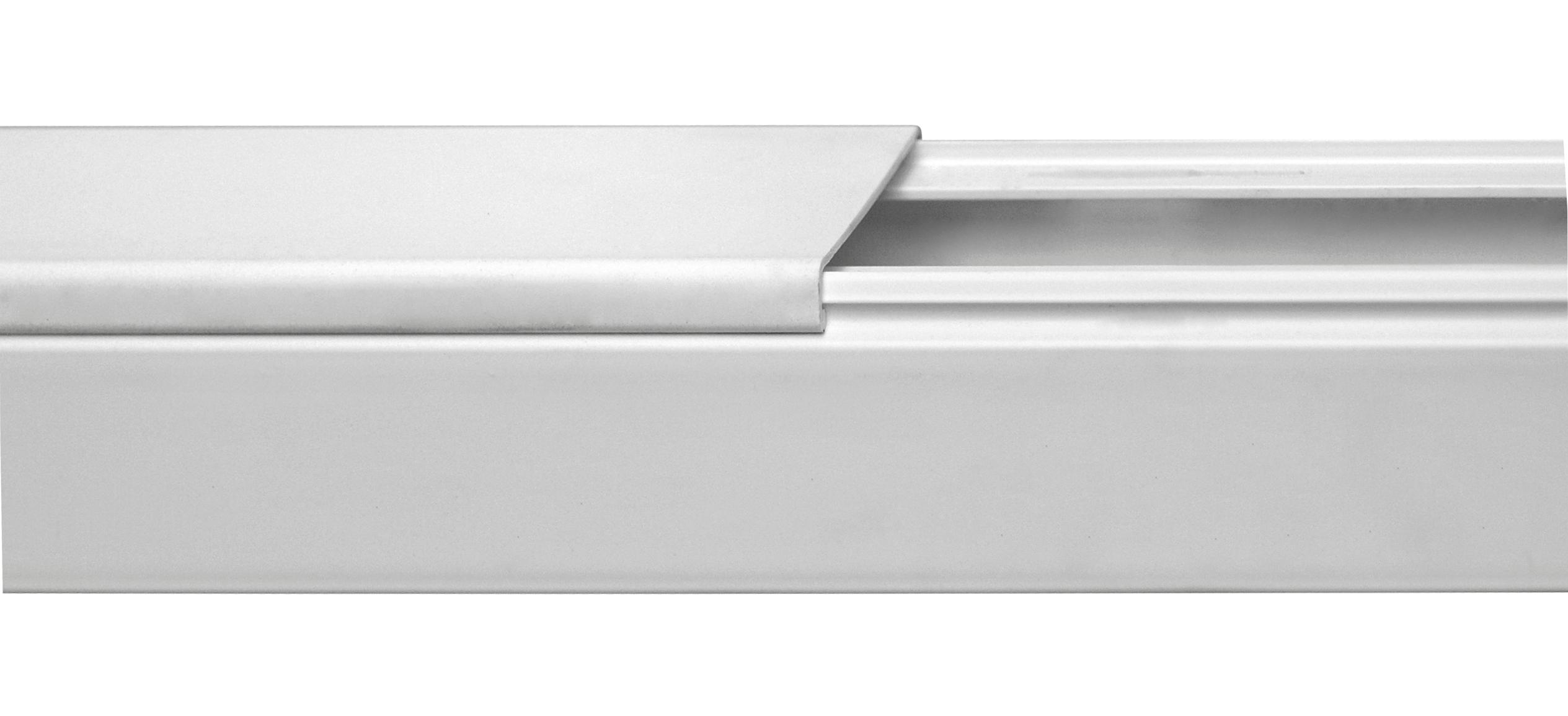 1 m Leitungskanal LE 60x60mm (BxH), RAL 9010 RH727894--