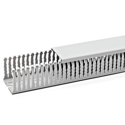 1 m Verdrahtungskanal halogenfrei 75x75mm (BxH), RAL 7035 RH732899--