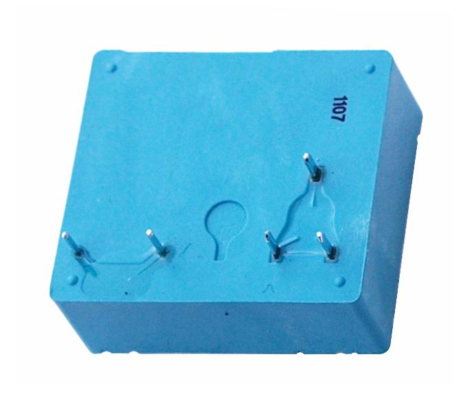 1 Stk RP-Printrelais, 1 Wechsler, 8A, 12VDC, Pinning 2,5mm RP610012-E