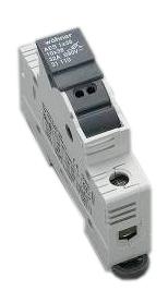 1 Stk Halter für zylindrische Sicherungen 50A 690V 1-polig SI311150--