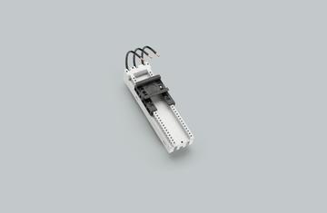 1 Stk Adapter 16 A mit Crosslink-System, 3-phasig SI326690--