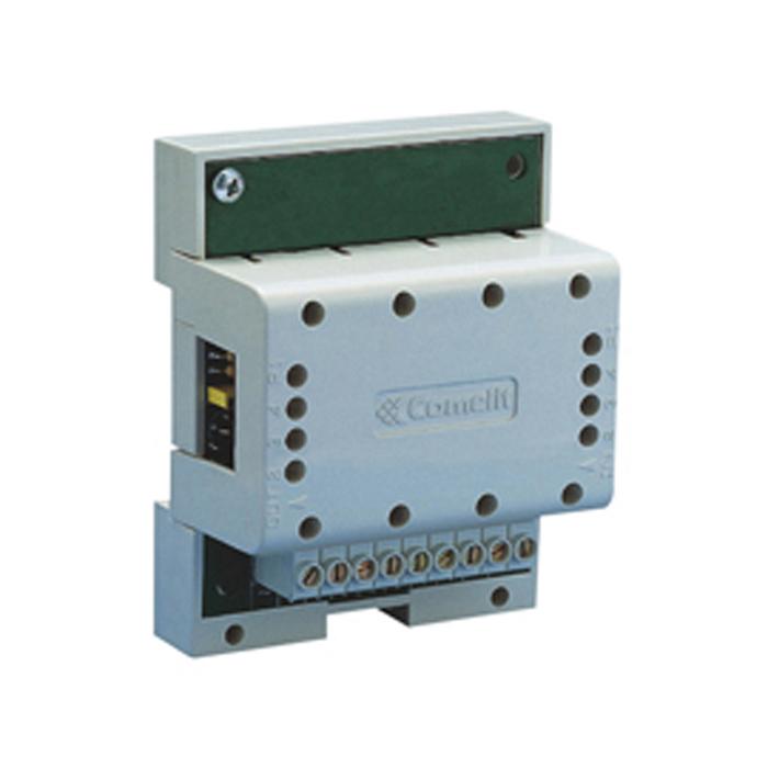 1 Stk Umschalteinheit für Gegensprechanlagen bis 4 Türen SP112500--