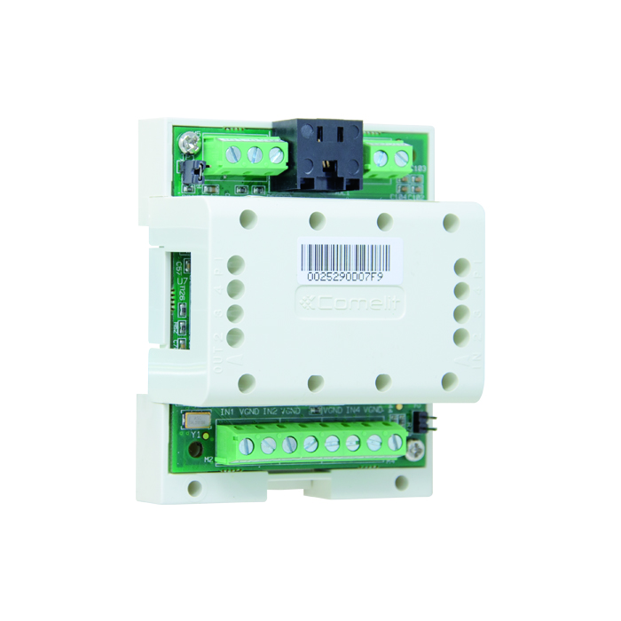 1 Stk Modul für 4 Stück externe KOAX-Kameras VIP SP1445H---