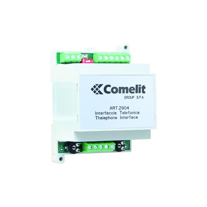 1 Stk Telefonschnittstelle für Simplebus Systeme 1:1 SP290400--