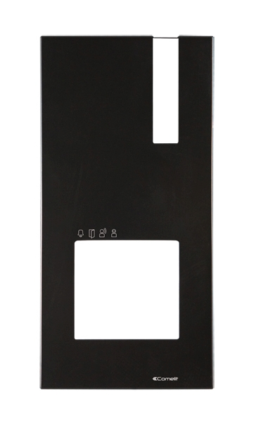1 Stk Frontblende schwarz für Quadra Außenstelle SP4793B---