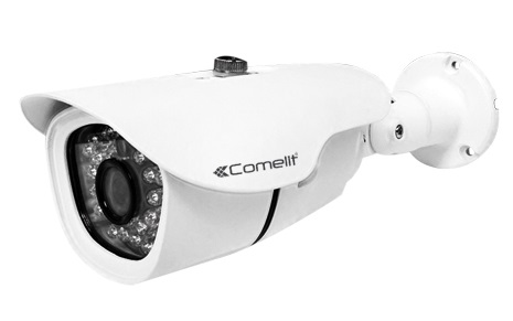 1 Stk ALL-IN-ONE HD IP ext. Kamera, 2,8-12mm, IR 25M, IP66 SPIP061A--
