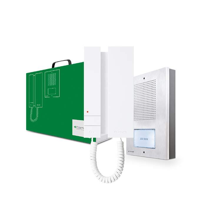 1 Stk Einfamilien-Audio-Set EXTRA-MINI 5-Drahtsystem SPKAE5061-