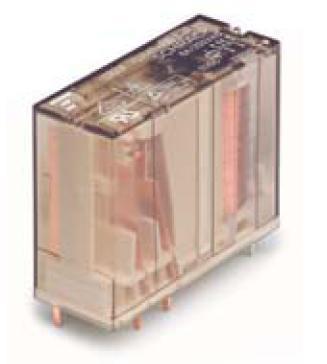 1 Stk Relais mit zwangsgeführten Kontakten, 2W, 24VDC, 6A, 5mm SR2Y5024--