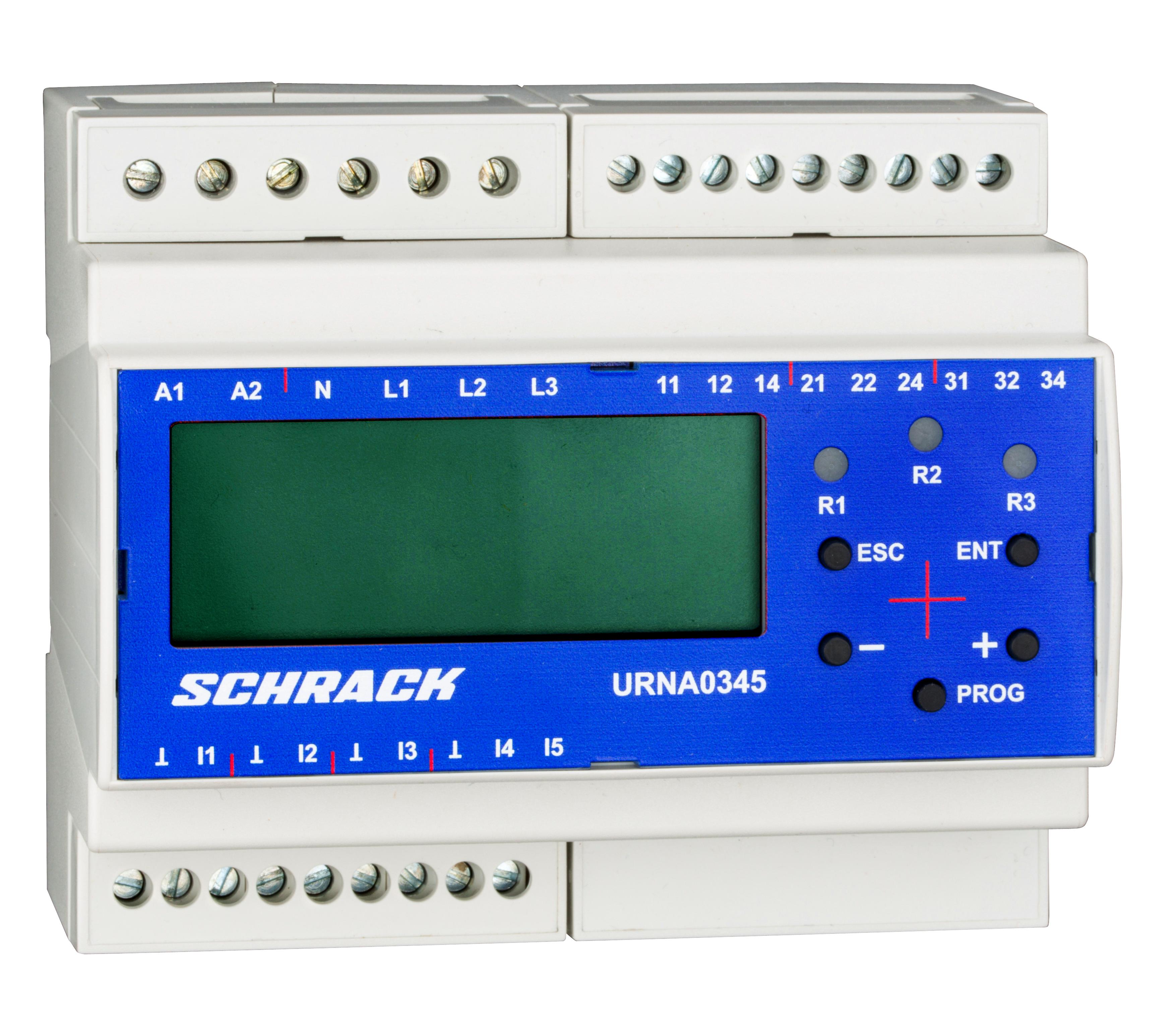 1 Stk Netz- und Anlagenschutz (NA-Schutz) für Anlagen universal URNA0345--