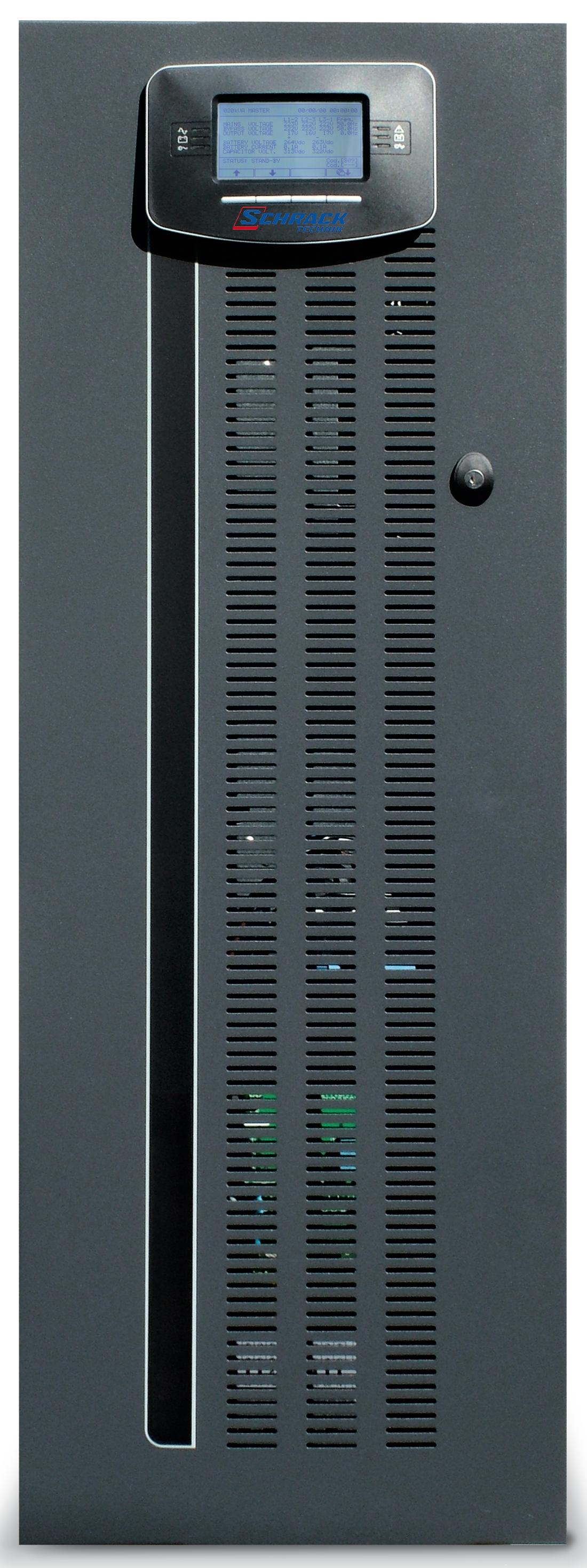 1 Stk USV AVARA Multi 12kVA 10,8kW 23Min.3ph/3ph /Online USMLT12XM1