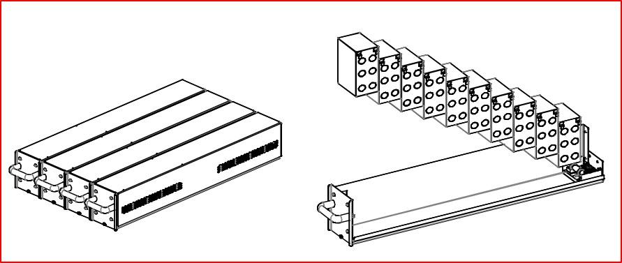 1 Stk AVARA Multi Power Batterie-Einschubboxset ohne Batterien USMPWKBA--