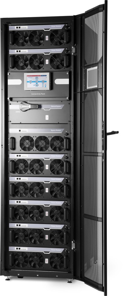 1 Stk AVARA Multi Power USV Schrank max. 7x25kW oder 7x42kW USMPWPW300