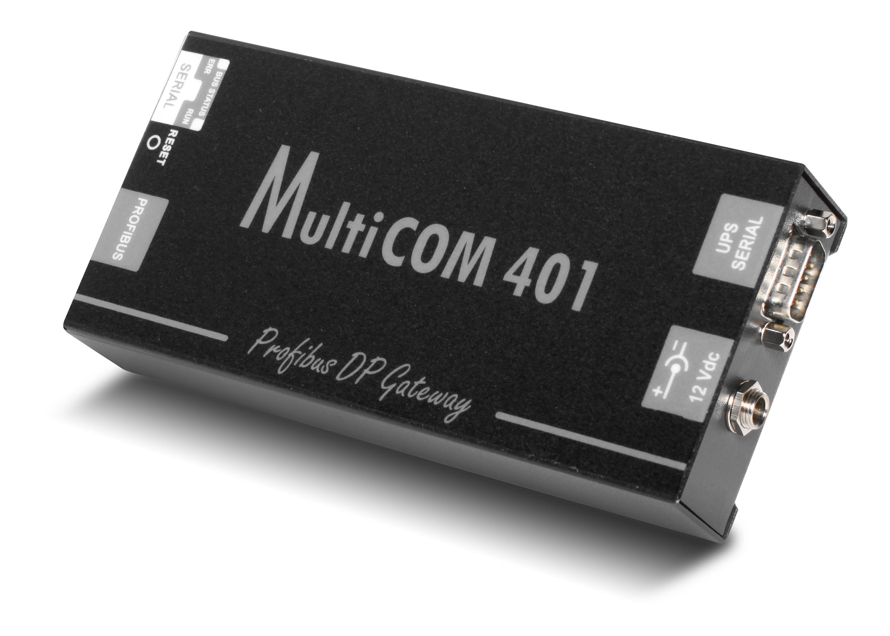 1 Stk Profibus USV Interface (DP-V1, Profidrive V2 PP05) -Boxausf. USMULTI401