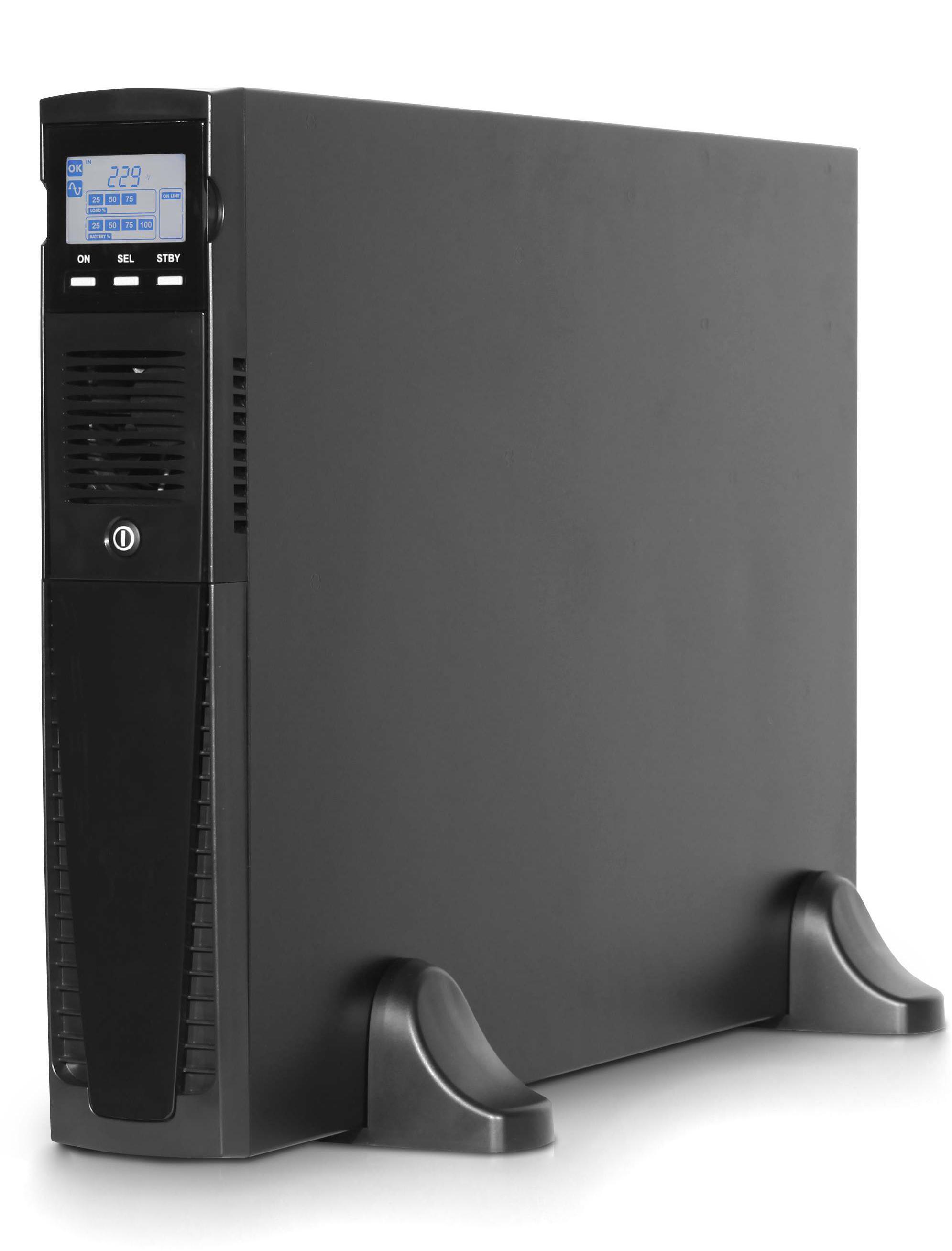 1 Stk USV GENIO Flex Plus Dual 1100VA 990W 5 Min.1/1ph./Line-Int. USVSD110--