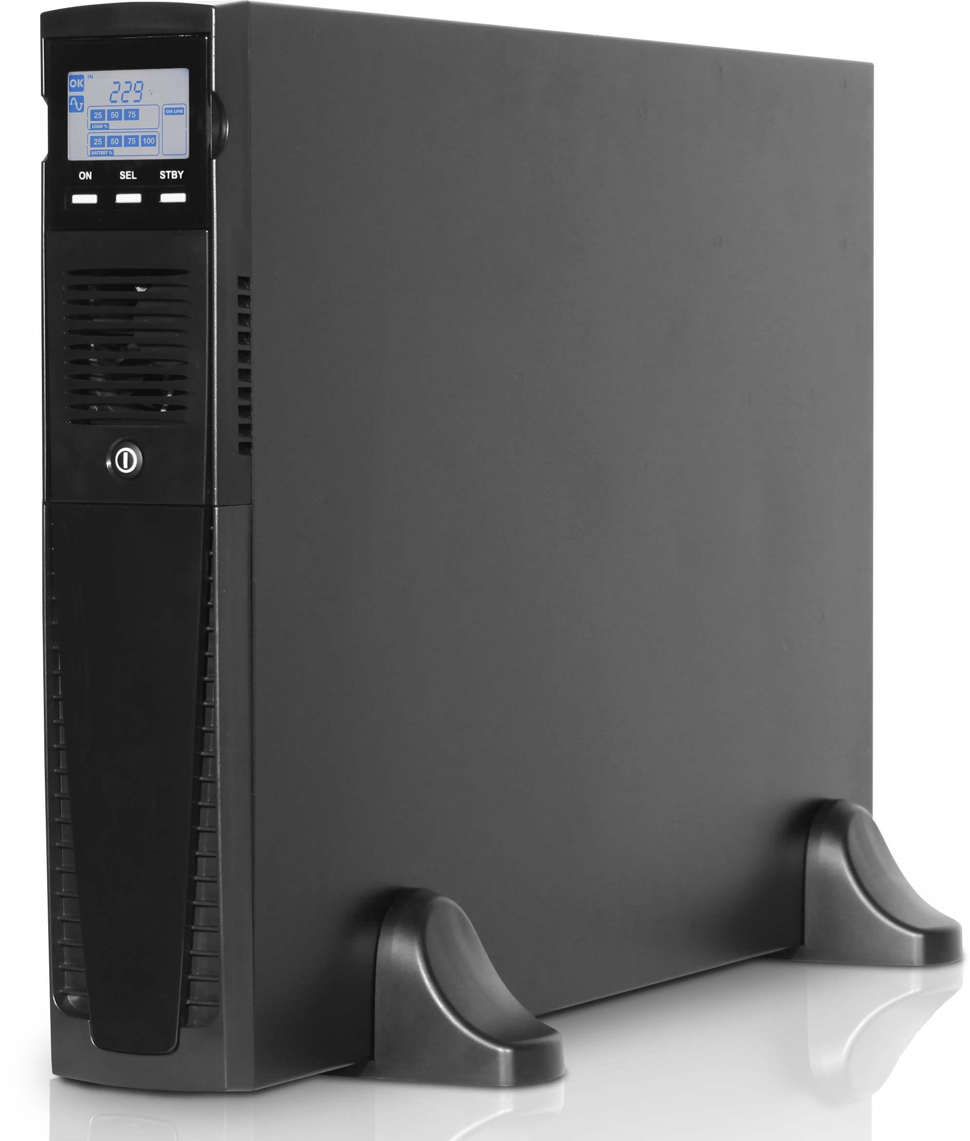 1 Stk USV GENIO Flex Plus Dual ER 3000VA 2400W 0 Min.1/1ph./Line-I USVSD300ER