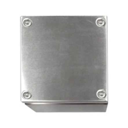 1 Stk Klemmkasten Edelstahl 300x300x120mm, IP66, IK08, AISI 304L WKE303012-