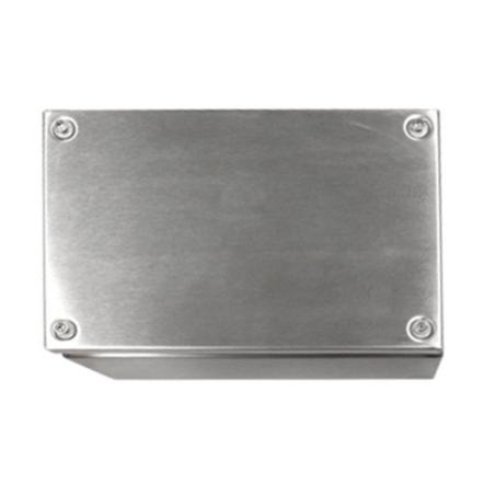 1 Stk Klemmkasten Edelstahl 300x500x120mm, IP66, IK08, AISI 304L WKE305012-