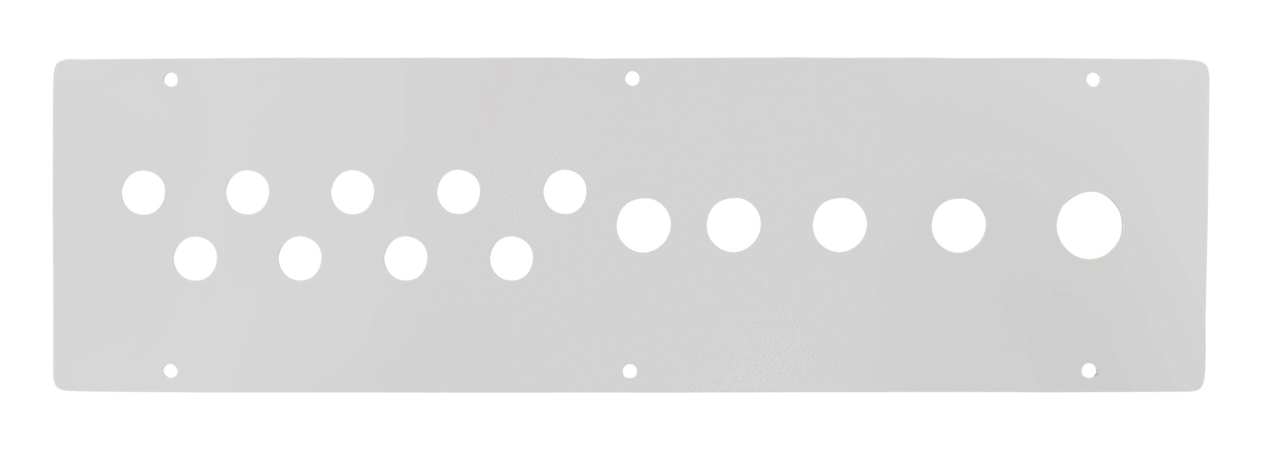 1 Stk Kabeleinführungsflansch WST mit 9xM16, 4xM20, 1xM25 WSTFA0E1--