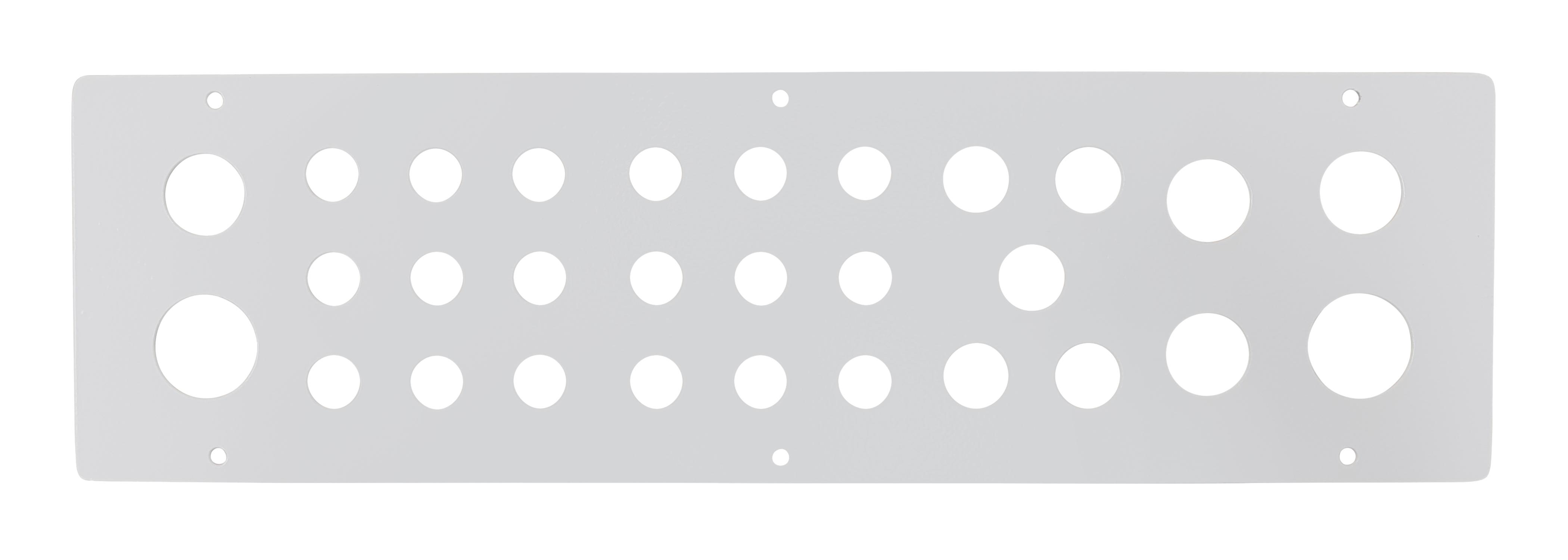 1 Stk Kabeleinführungsflansch WST mit 18xM16, 5xM20, 4xM25, 2xM32 WSTFA0E2--