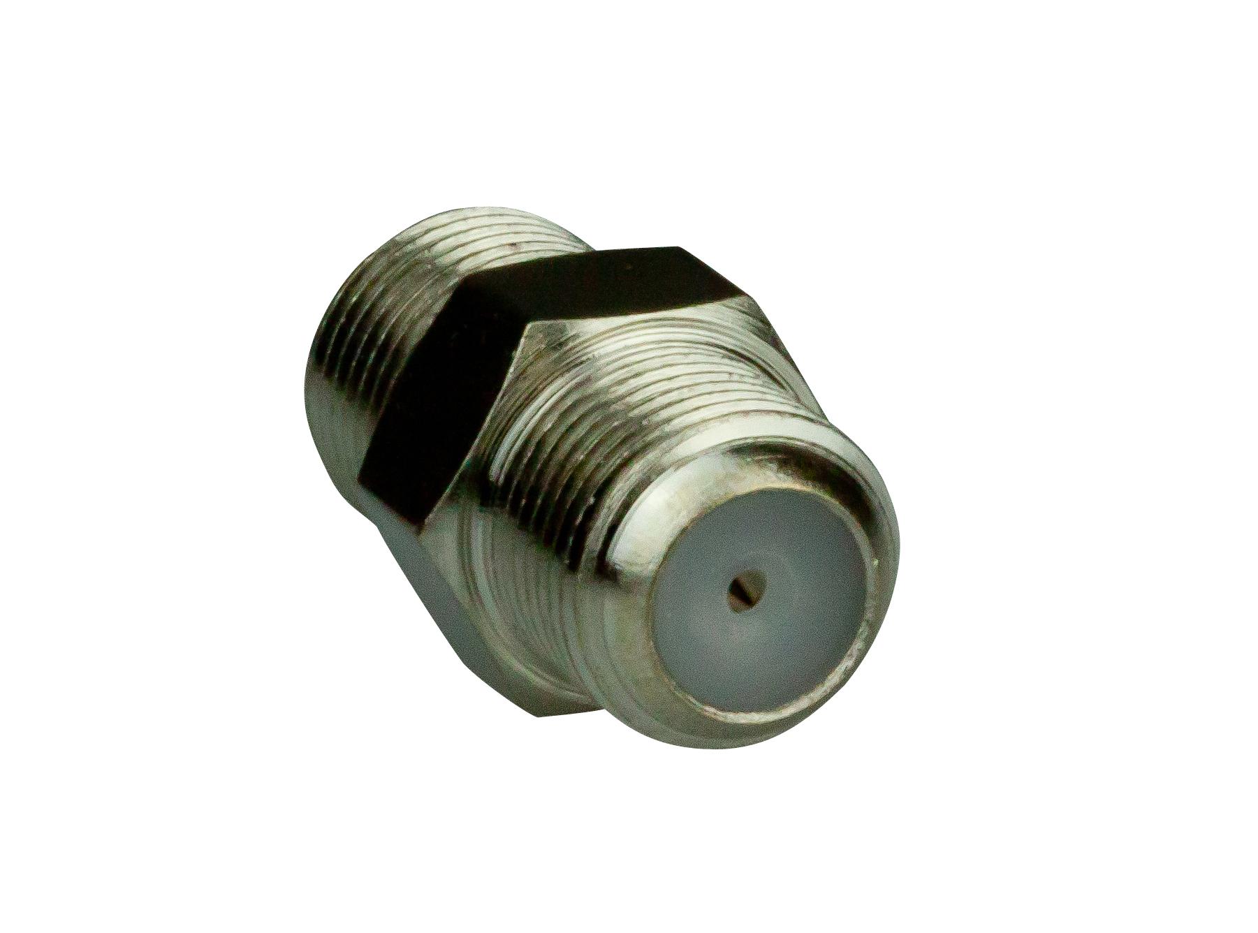 1 Stk Koax Kupplung F-Buchse auf F-Buchse XC1600702-