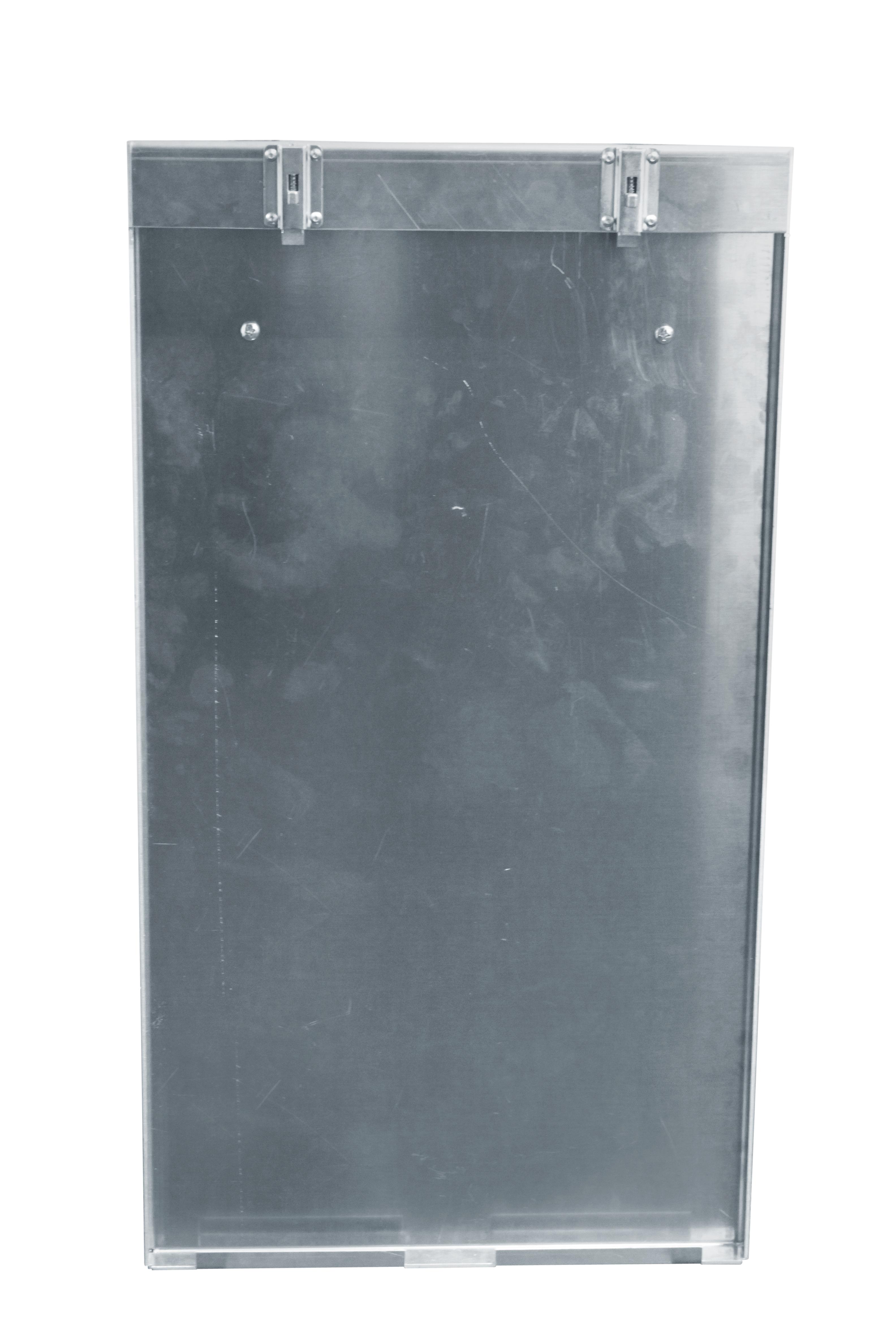 Adapterplatte für Transportrodel, Aufnahme 2 x SPEED WORK