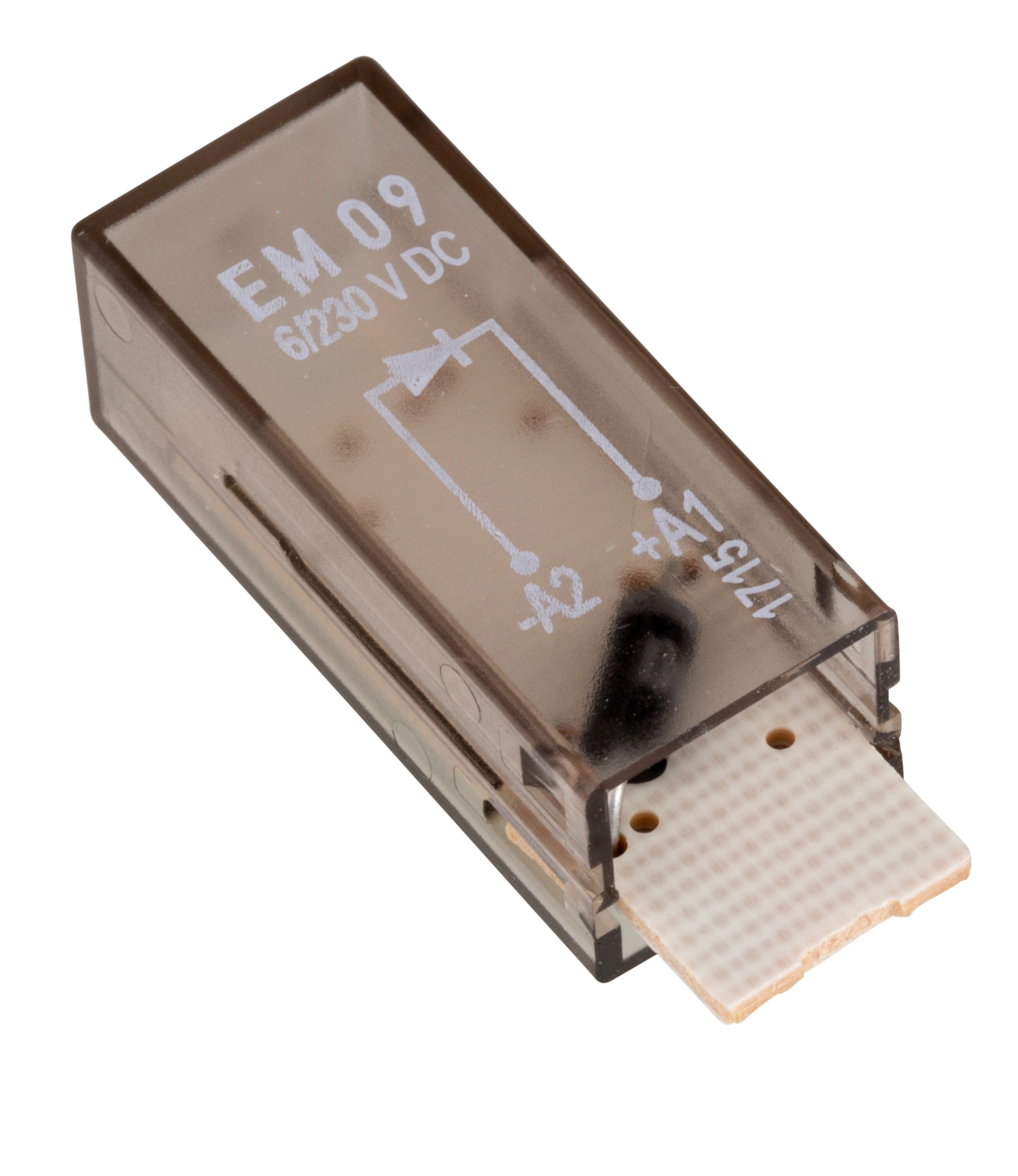 1 Stk Freilaufdioden-Modul 6-230V DC, A1+, EM09 YMFDG230--