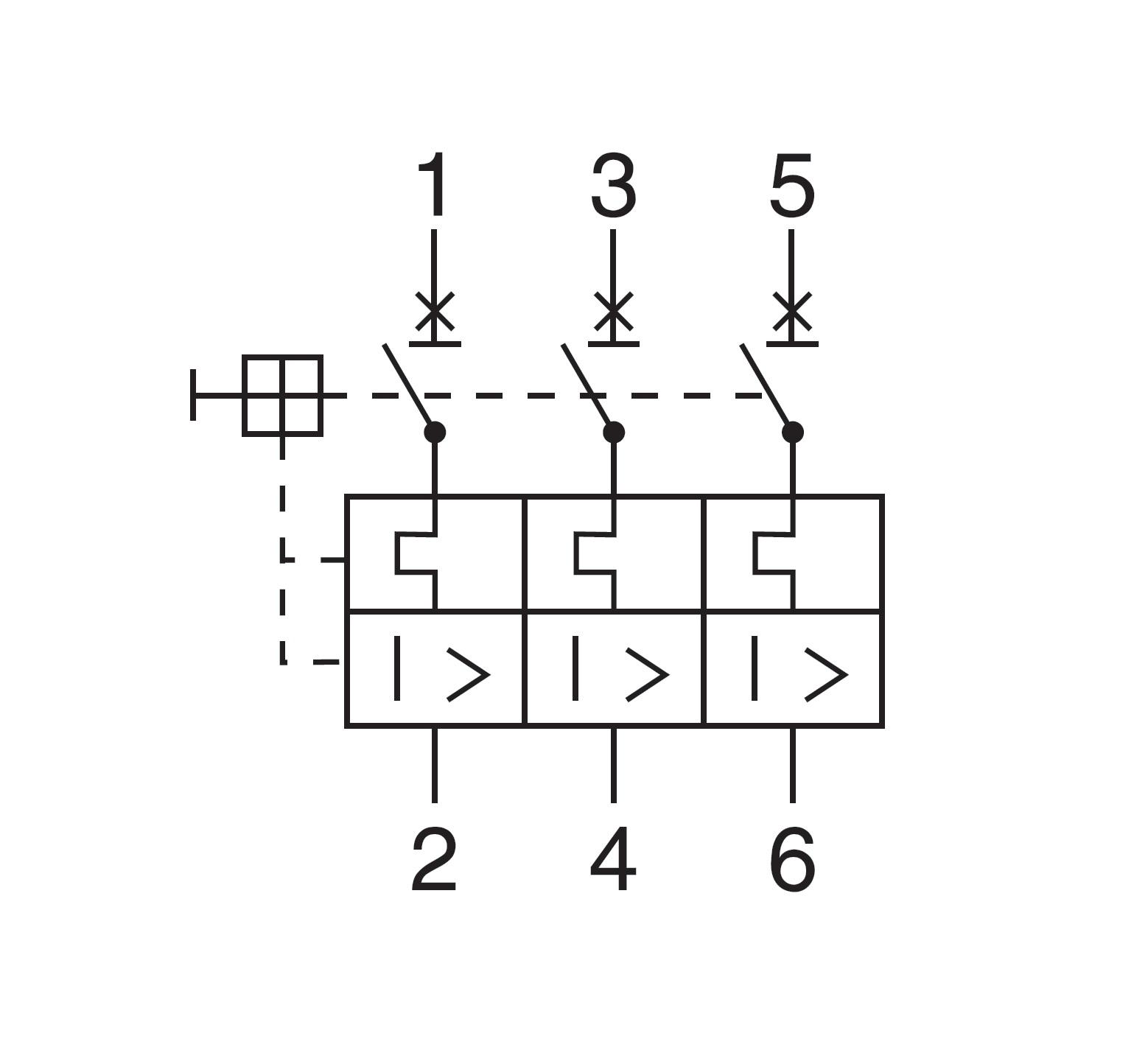 Tolle Lasttrennschalter Symbol Galerie - Elektrische Schaltplan ...